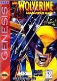Wolverine: Adamantium Rage - Sega Genesis