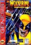 Wolverine: Adamantium Rage (Genesis NTSC)