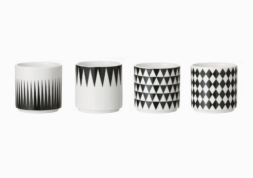 FERM LIVING Espresso Cups 4er Set Art.5327