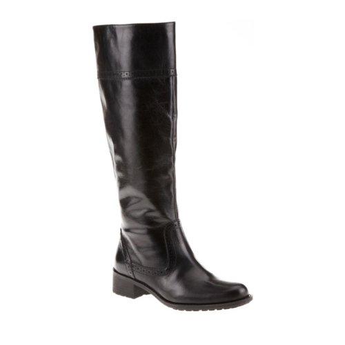 Easy Spirit Women's Lynskeyw Knee-High Wide Calf Boot,Black,8 M US