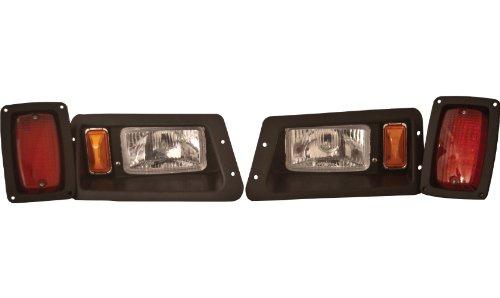 Yamaha G14, G16, G19, G22 Headlight And Led Tail Light Kit