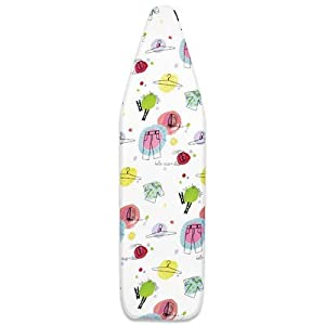 Whitmor 6325-833 Deluxe Ironing Board Cover and Pad, Elements
