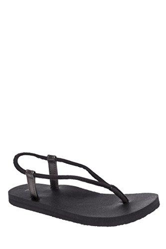 Yoga Sling Fling Flat Thong Sandal