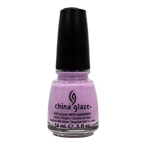 China Glaze Lacquer Nail Polish Avant Garden TART-Y FOR THE PARTY Violet Purple