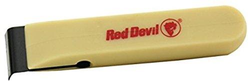 Red Devil 3010 Single-Edge Plastic Scraper