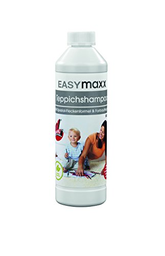 tv unser original easymaxx teppichshampoo 1er pack. Black Bedroom Furniture Sets. Home Design Ideas