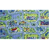 Fun Time Driving Time 19x29 Play Time Nylon Area Rug FT-GIDR-001 1929
