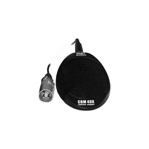 Nady Cbm40 Condenser Boundary Microphone