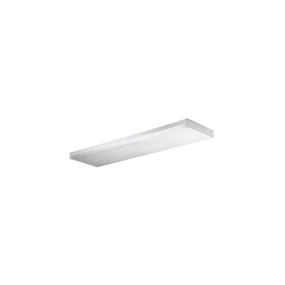 Yosemite Home Decor FT4005 4 Light Overhead Fluorescent Ceiling Fixture with Electronic Ballast