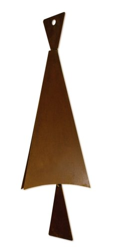 Patina Products B351 Solid Triangle Bell, Small image