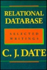 Relational Database: Selected Writings