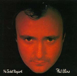 Phil Collins - No Jackets Required - Zortam Music