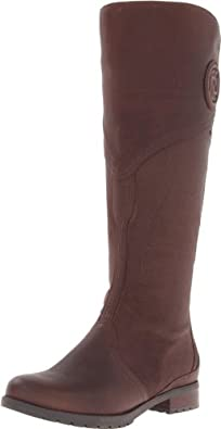 Rockport Women's Tristina Gore Boot,Brown,5 M US