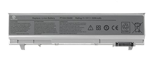 TechOrbits Laptop Notebook Battery Pack Replacement for Dell Computer Latitude E6400 E6410 E6500 E6510 Precision M2400 M4400 M4500 6-cell 11.1V - 3 Years Warranty (Latitude E6410 Battery compare prices)