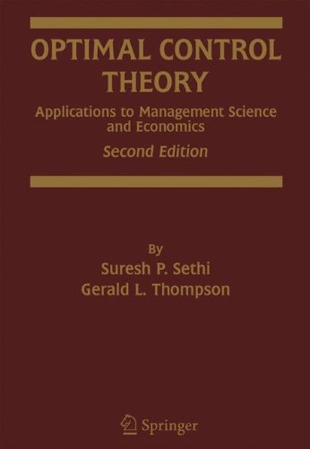 Optimal Control Theory: Applications to Management...