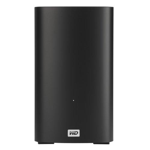 WD 外付けハードディスク My Book VelociRaptor Duo 2TB 3年保証 Mac用 RAID 0,1対応 10,000回転/分HDD搭載 WDBUWZ0020JBK-SESN