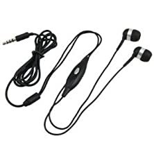 buy Fosmon Earbud Stereo Headset With Microphone And Answer / End Call Button For The Motorola Moto G / X / E (2014 & 2015 Model)