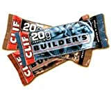 Clif Bar Builders Bar, 2.4-Ounce Bars, 12 Count