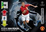 Champions League Adrenalyn XL 2012/2013 Robin Van Persie 12/13 Limited Edition