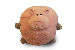 Beverly Hills Teddy Bear Company Pig Puffer Plush Pet