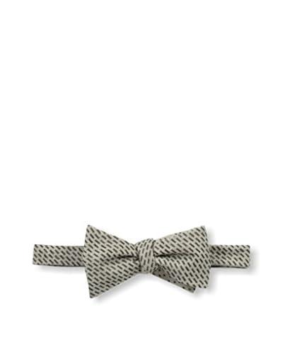 Cotton Treats Men's Harris Hyphens/Dots Regular Bow Tie (Reversible)
