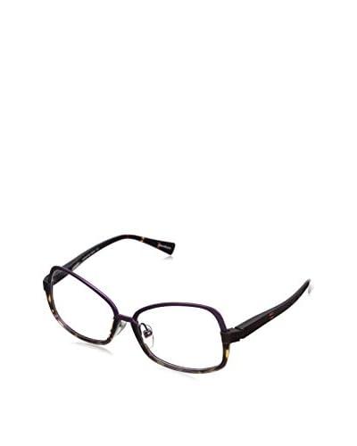 Alain Mikli Women's A01331 Eyeglasses, Purple/Tortoise