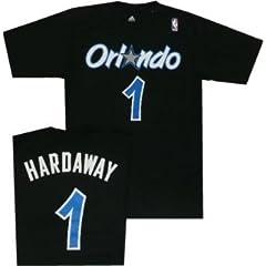 Orlando Magic Anfernee Penny Hardaway Throwback Adidas T Shirt by adidas