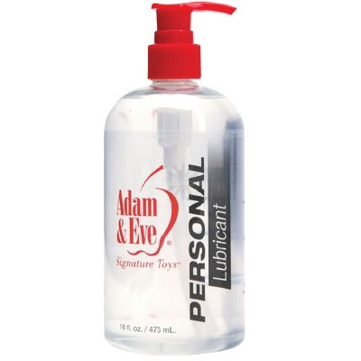 Adam & Eve Personal Lubricant, 16 Fluid Ounces (473 Ml) Bottle from Adam