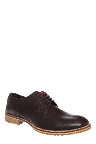 Ben Sherman Men's Benson Saddle Oxford Shoe