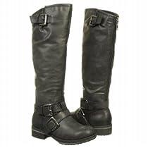 Big Sale Best Cheap Deals Madden Girl Women's Legacie Boot,Black Paris,8.5 M US