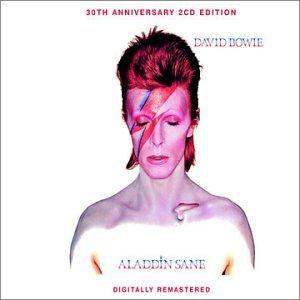 David Bowie Aladdin Sane 30th Anniversary Amazon Com Music