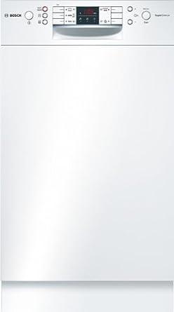 Bosch SPD53M22EU Lave-vaisselle 44 dB A+ Blanc