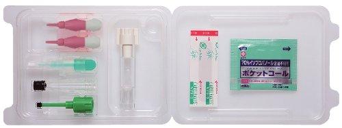 【セット割】 DEMECAL 男性用ガン総合検査セルフチェック + 女性用ガン総合検査セルフチェック