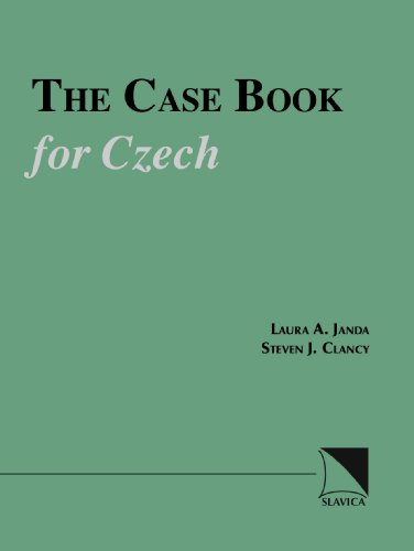 The Case Book for Czech
