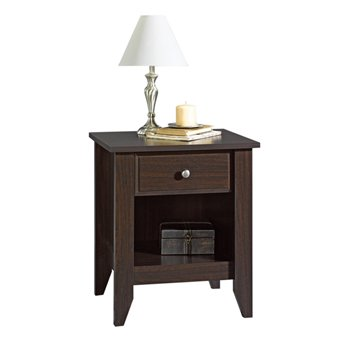 Best Buy! Child Craft Shoal Creek Ready-to-Assemble Night Stand, Jamocha