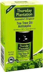 Thursday Plantation Tea Tree 100% Pure Oil (0.5 floz) by Thursday Plantation