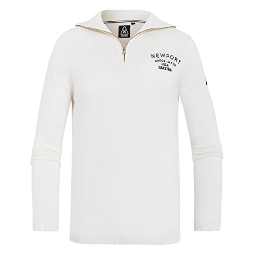 Gaastra -  Maglione  - Uomo Naturweiss XX-Large