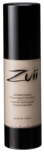 Zuii 植物液基础自然公平 (天然赭石) 30 毫升