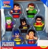 Fisher Price Little People DC Super Friends Exclusive Figure by Little People