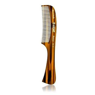 Kent - The Handmade Comb - 175 mm Course Toothed Medium Rake Comb Model No. 14T