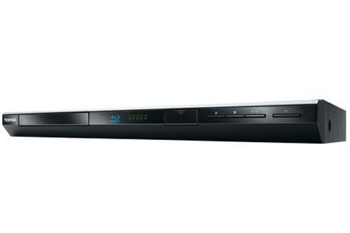 Toshiba BDX3200 3D Blu-Ray Player with BD Live