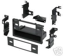 Stereo Install Dash Kit Honda Accord 90 91 92 93 (car radio wiring installation parts)