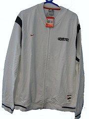 Nike Cor72Z Full Zip Sweatshirt 2Xl Mens White