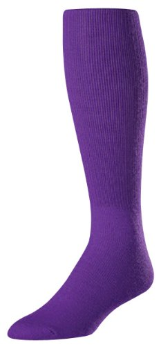 Twin City® Large Adult Solid Tube Socks