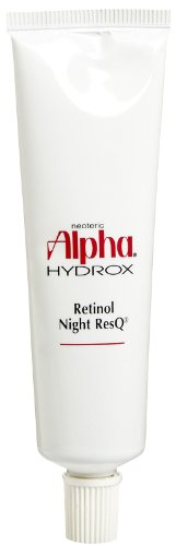 Alpha Hydrox Optimum Series, Retinol Night ResQ, Anti-Wrinkle Firming Complex