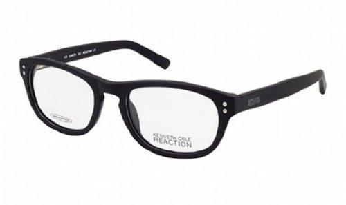 kenneth-cole-reaction-montura-gafas-de-ver-kc0736-002-negro-mate-50mm