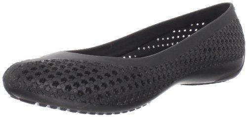crocs Women's Crosmesh Ballet Flat