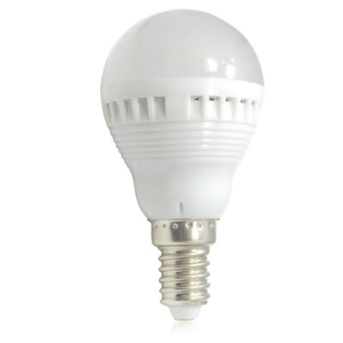Zono® Ac 110-240V E14 6W 12Pcs Smd 5630 Led Light Bulb With Opal Cover