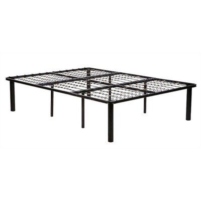 Black friday Handy Living 32F KING King Size Bed Frame And
