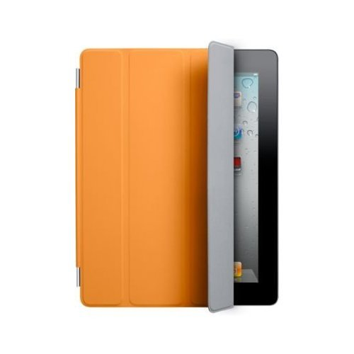 Apple iPad 2 Polyurethane Smart Cover - Orange